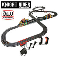 Knight Rider Slot Race Car Set