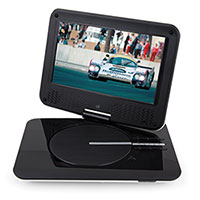 RCA DRC98090R Portable DVD Player