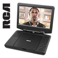 RCA 9 Inch Portable DVD Player