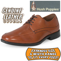 Hush Puppies Infrared Oxford Shoes
