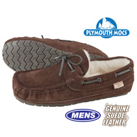 Plymouth Mocs Moccasins