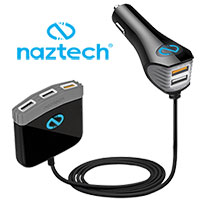 Naztech 13895 Quick Charge Roadster 5