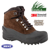 Men's Ice Breaker Winter Boot