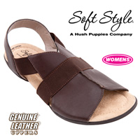 Soft Style Womens Eves Sandals