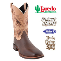 Laredo Razor Western Boots