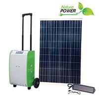 Nature Power 1800W Solar Power Kit