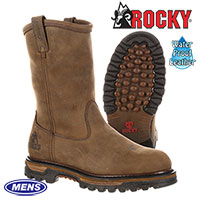 Rocky Ironclad Waterproof  Wellington Boots