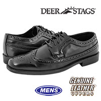 Deer Stags Cade Wingtips