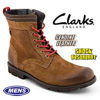 Clarks Darian Hi-Boots