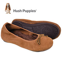 Womens Hush Puppies Slippers