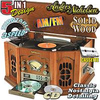 Open Box Oak Anders Nicholson® System
