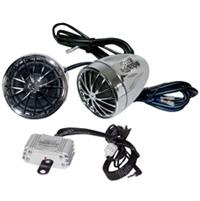 Pyle Motorcycle Audio Speaker Package