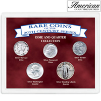 Rare Coins of the Twentieth Century