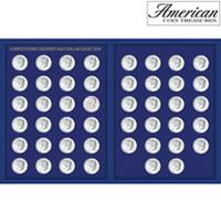 JFK Half Dollar Collection in Deluxe Portfolio