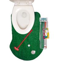 Bathroom Golf Game