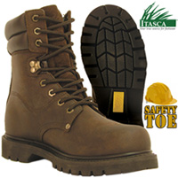 Itasca Steel Toe Force 10 Boots