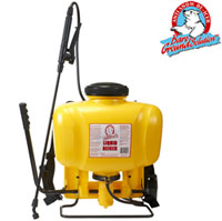 The Bare Ground 3 Gallon Backpack Sprayer
