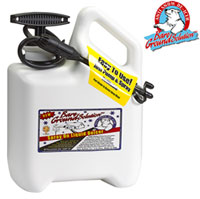 Deluxe System Pump Sprayer & 1 Gallon Liquid Deicer