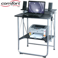 Freely Folding Computer Desk