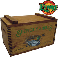 Shot Shell Box