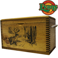 Standard Accesory Box with Rope Handles