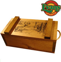 Accessory Crate with Rope Handles