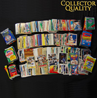 4 Decades of Baseball Cards