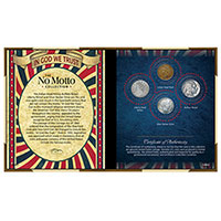 "American Heritage Mint ""No Motto"" Collection"