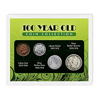 American Coin Treasures 100-Yea-Old Coin Collection