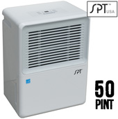 50-pint Dehumidifier (built-in Pump)