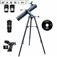 Tracker Reflector Telescope Kit - 1100 x 102