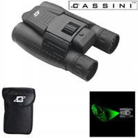 Day/Night Green Laser Binocular - 8 x 32