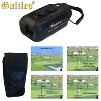 Electronic Golf Scope