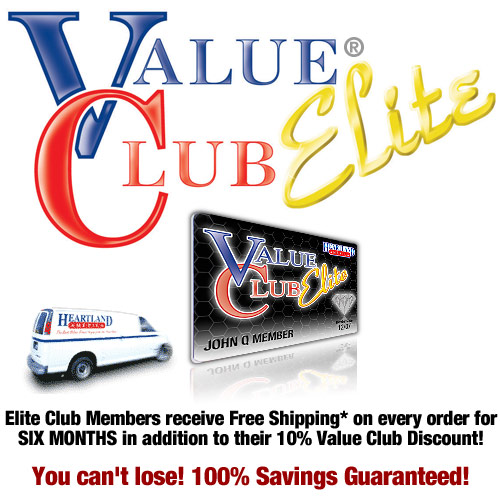 6 month Value Club Elite Membership with FREE $20 Gift Card