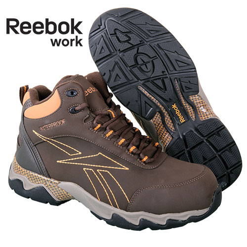 Reebok RB1069 Work Hikers - Brown