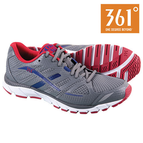 Men's 361 Degrees Zomi Running Shoes