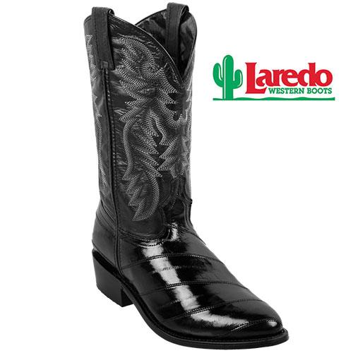 Laredo Eel Skin Boots