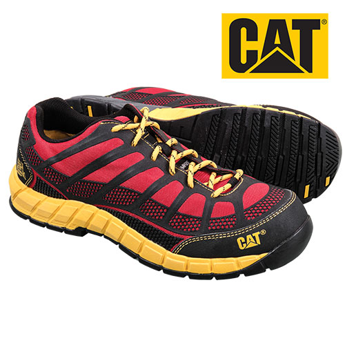 CAT Composite Toe Work Shoes