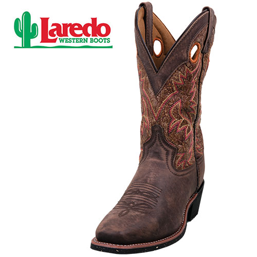Laredo Stillwater Men's Brown Boots