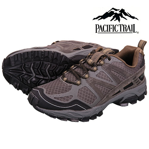 Black Pacific Trail Tioga Shoes