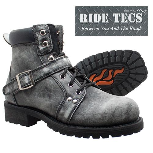 Ride Tecs Stonewash Boots