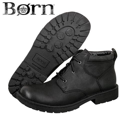 Born Men's Black Fulton Boots