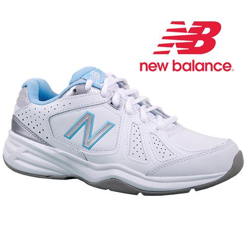 New Balance Women's White Cross Trainers