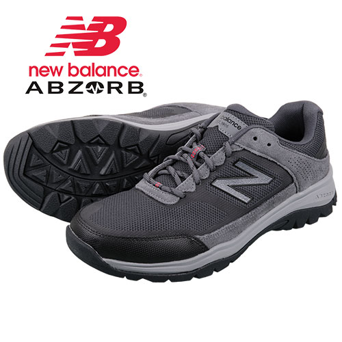 New Balance Men's Black Trail Shoes