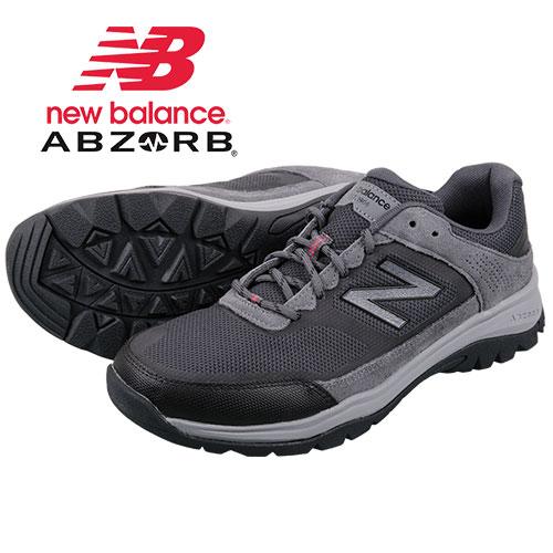 New Balance Men's Black Trail Shoes