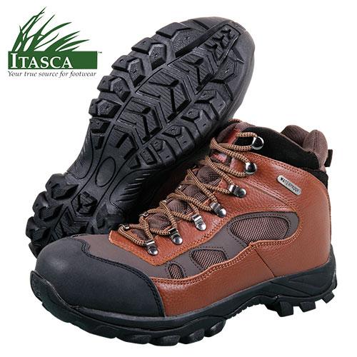 Itasca Men's Brown Contractor Boots