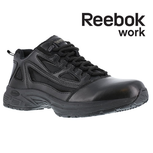 Reebok Men's Black Rapid Response Tactical Shoe