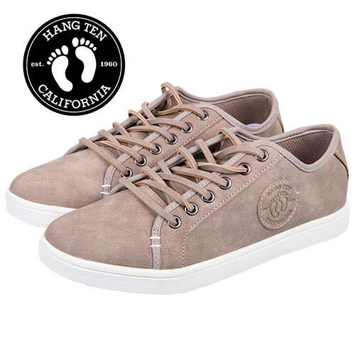 Hang Ten Men's Stone Carmel Shoes