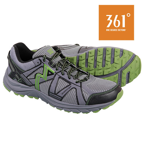 361 Degrees Men's Castlerock Forest Trail Shoes