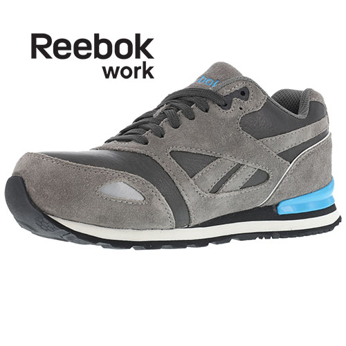 Reebok Women's Grey Work Shoes